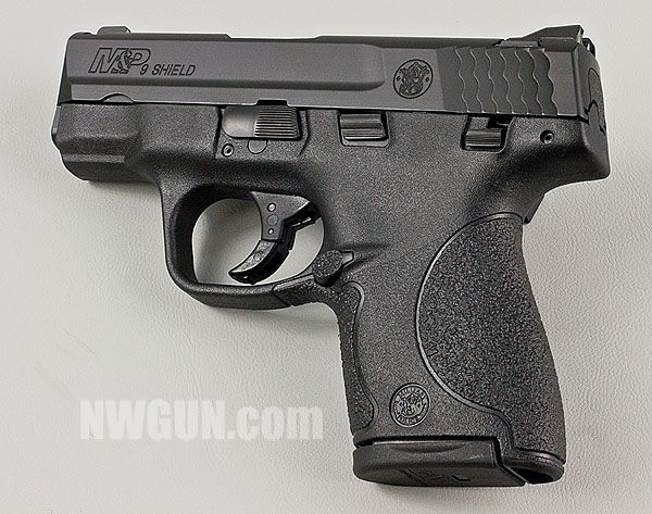 S & W | M & P Shield... I have it in 9mm and .40! Great gun!