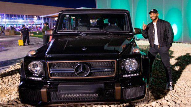 سيارة محمد رمضان الجديدة واحدة من 65 سيارة فقط في العالم Car Suv Car Bmw