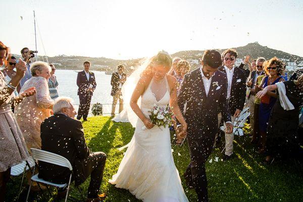 Ρομαντικος γαμος στη Μυκονο | Anna & Beppe  See more on Love4Weddings  http://www.love4weddings.gr/romantic-wedding-mykonos/  Photography by PETROS SORDINAS PHOTOGRAPHY   http://www.sordinas.net/blog/