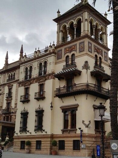 Hotel Alfonso XIII en Sevilla, Andalucía