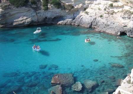 Spiaggia Approdo di Enea, Salento - Italy  #Puglia #Spot #Mare