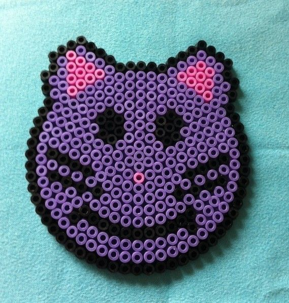 Les 25 meilleures id es de la cat gorie pixel art smiley sur pinterest pixel art pixel art - Perle a repasser smiley ...