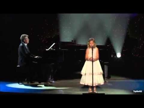 Josh Groban & Jackie Evancho - Mi Mancherai [Live]