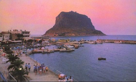 Monemvasia Greece, my idea of a perfect hideaway