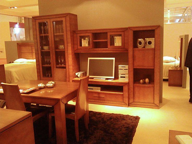 Mueble de sal n arteal feria del mueble de zaragoza 2014 for Muebles de salon zaragoza