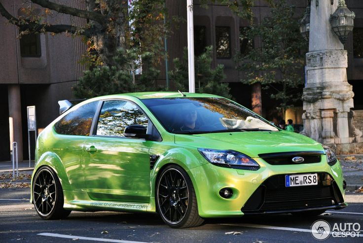 105 best Ford Focus RS images on Pinterest