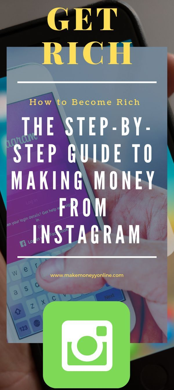 How To Get Rich From Instagram – How to becom rich