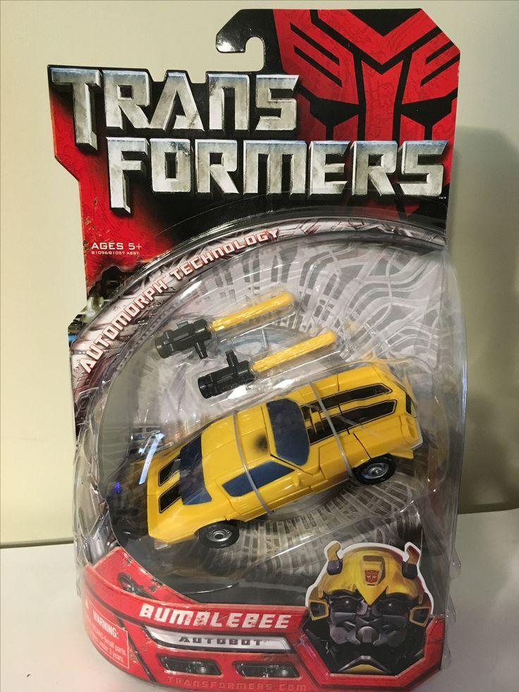 RARE 2007 Hasbro #Transformers Movie Deluxe Class AllSpark Power Bumblebee #Camaro #Hasbro