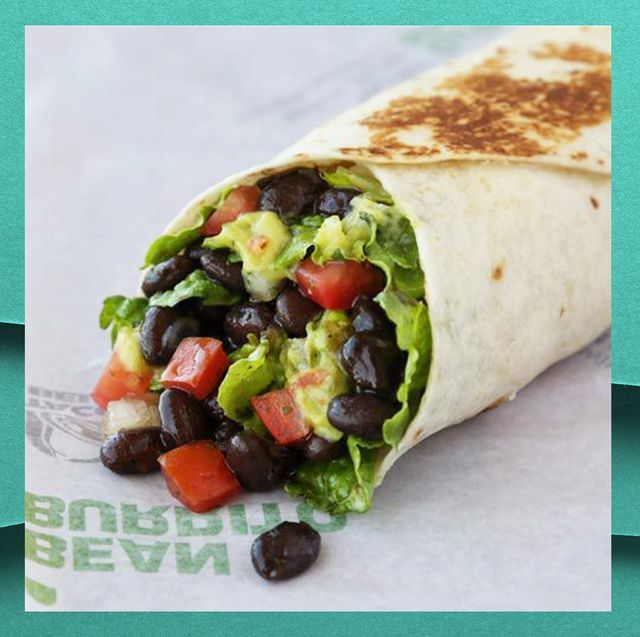 There Are 30 Vegan Friendly Ingredients To Choose From At Taco Bell Vegan Fast Food Vegan Taco Bell Vegan Eating