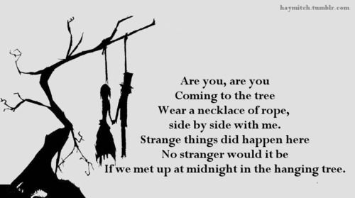 Poem from We Heart It.  Is it from Hunger Games?  It was tagged with it...