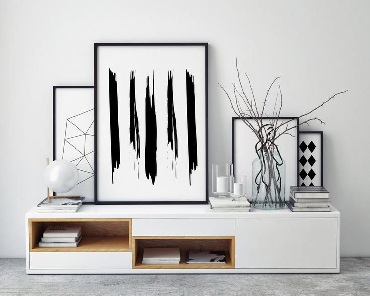Wall Art Decor Posters : Best images about art printables modern wall decor