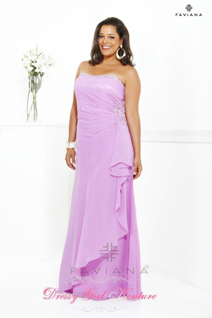117 best Faviana by DressyGirlKouture images on Pinterest | Grad ...