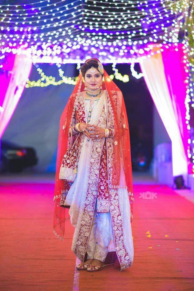 Anam Mirza Khada Dupatta | khada dupattas and hyderabadi ...