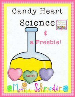 Welcome to The Schroeder Page!: Candy Heart Science Safety Goggles Freebie!