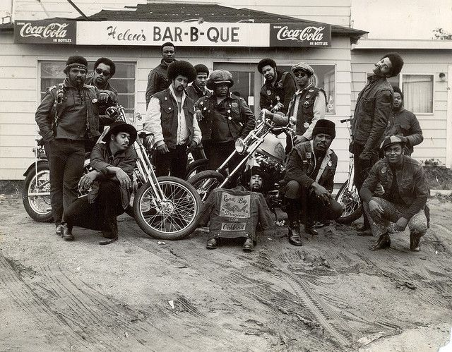 Freedom Riding on a Harley: The 1950s all-Black Biker Gang. East Bay Dragons MC risked life and limb during days when a black man riding a Harley chopper was a revolutionary act.