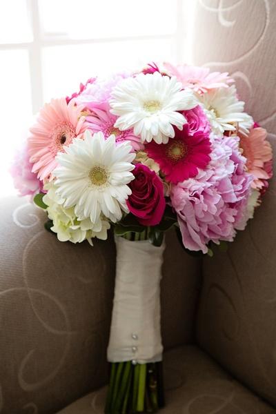 Gerbera Daisies Peonies Roses