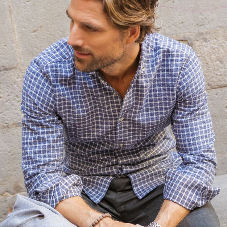Tailored Flannel shirts