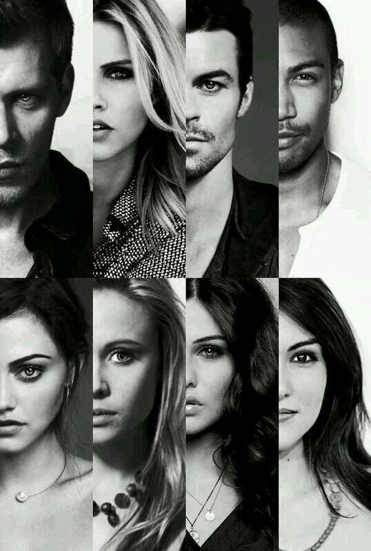 The Originals, reparto