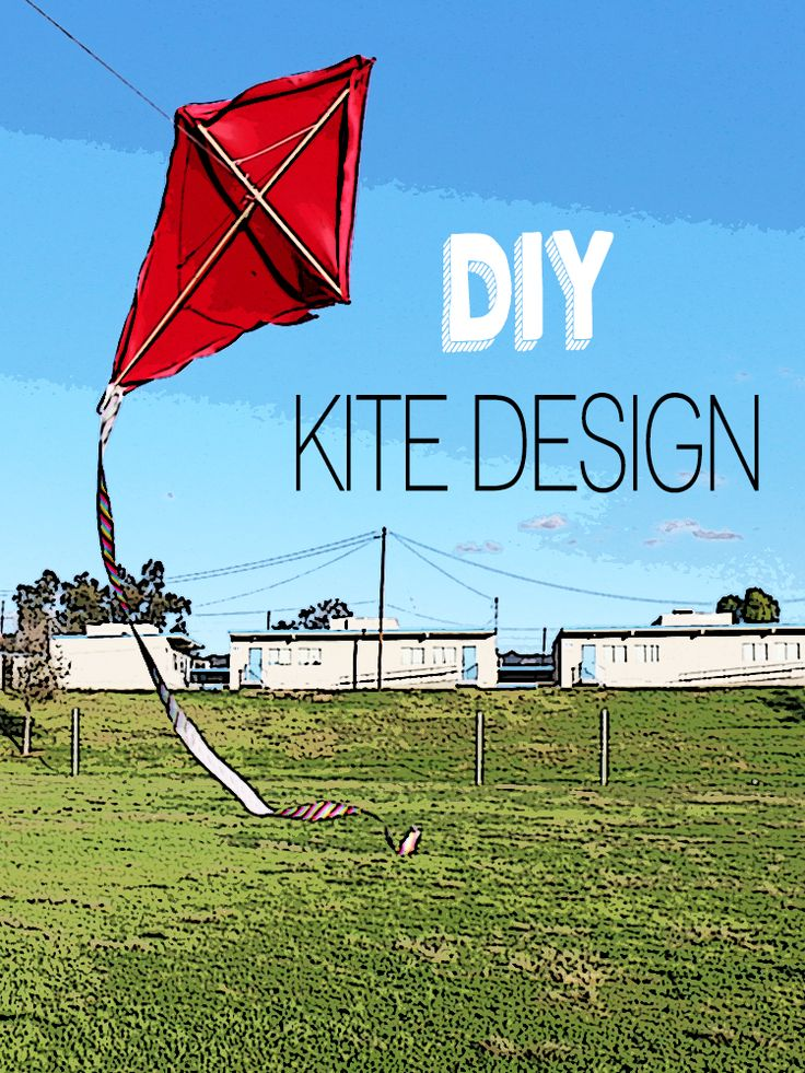 DIY Kite Design