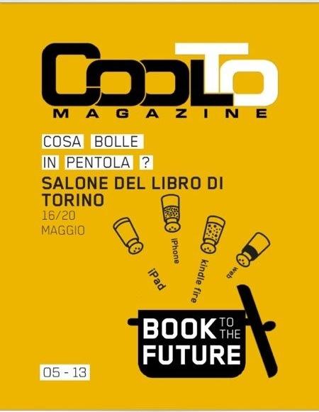 Cover di maggio 2013 - salone del libro