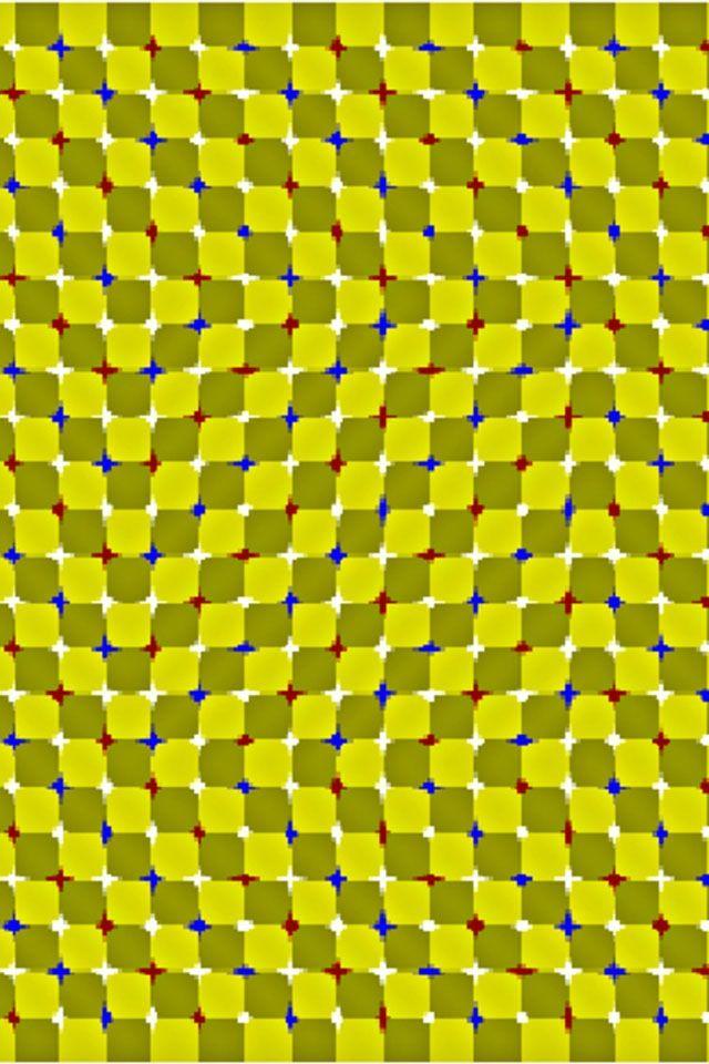 Eye trick