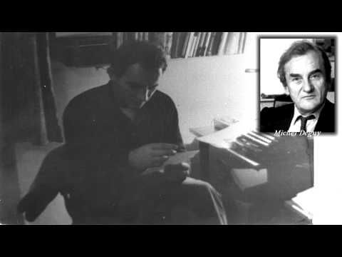 #1 Edward Stachura o Michel'u Deguy