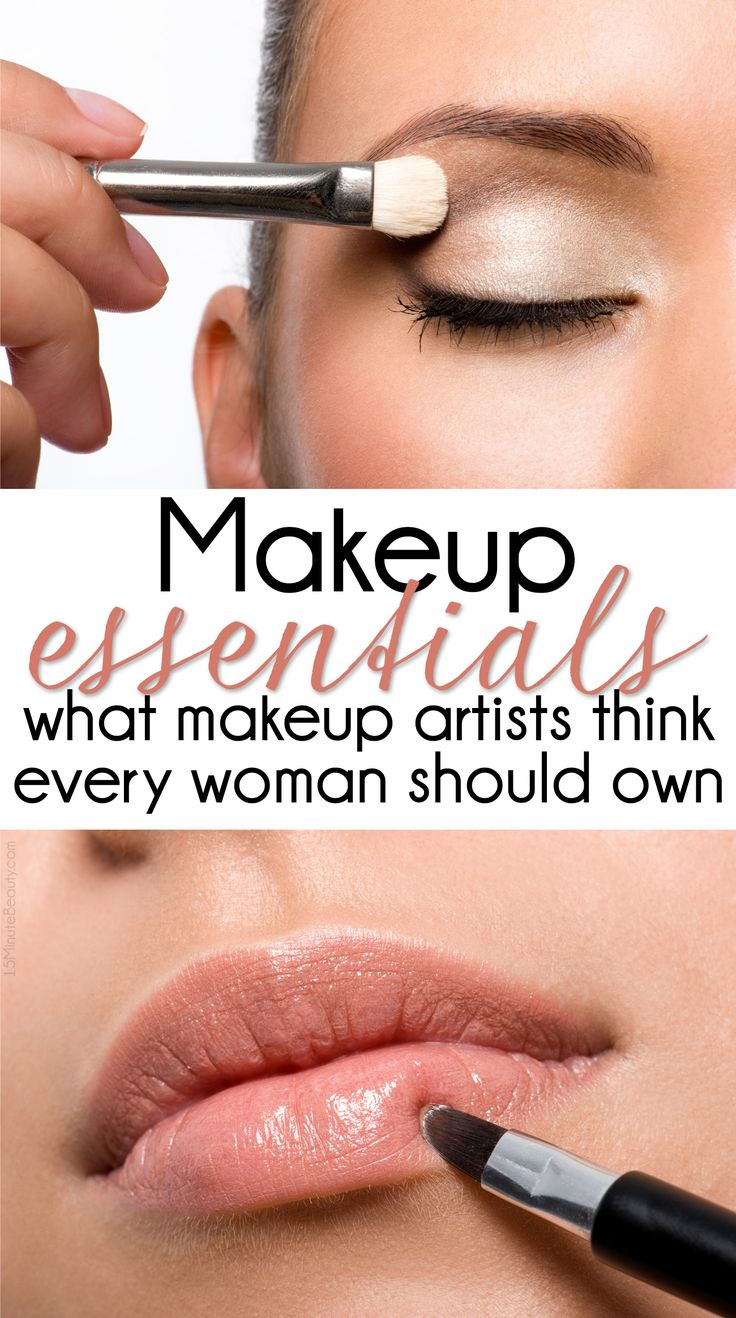 Best 25 Makeup essentials ideas on Pinterest