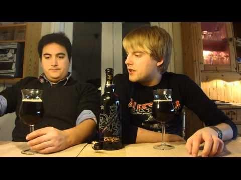 Beer Review 952#: Gouden Carolus Cuvee Van De Keizer Blauw (blue) - YouTube