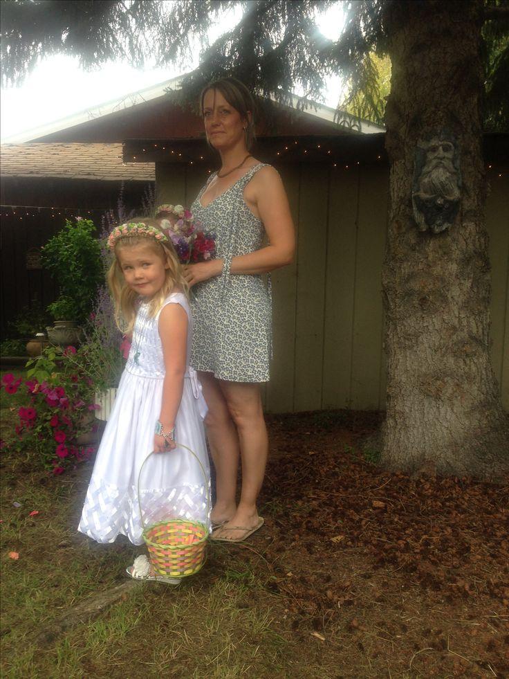 Ella @ Craig & Tana's Wedding, August 27, 2016