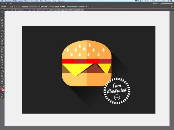 Material design je ideální kandidát pro zpracovávání v Adobe Illustrator. My se zaměříme na tvorbu ilustrace, jejíž grafická podoba bude Material designem pouze inspirována.