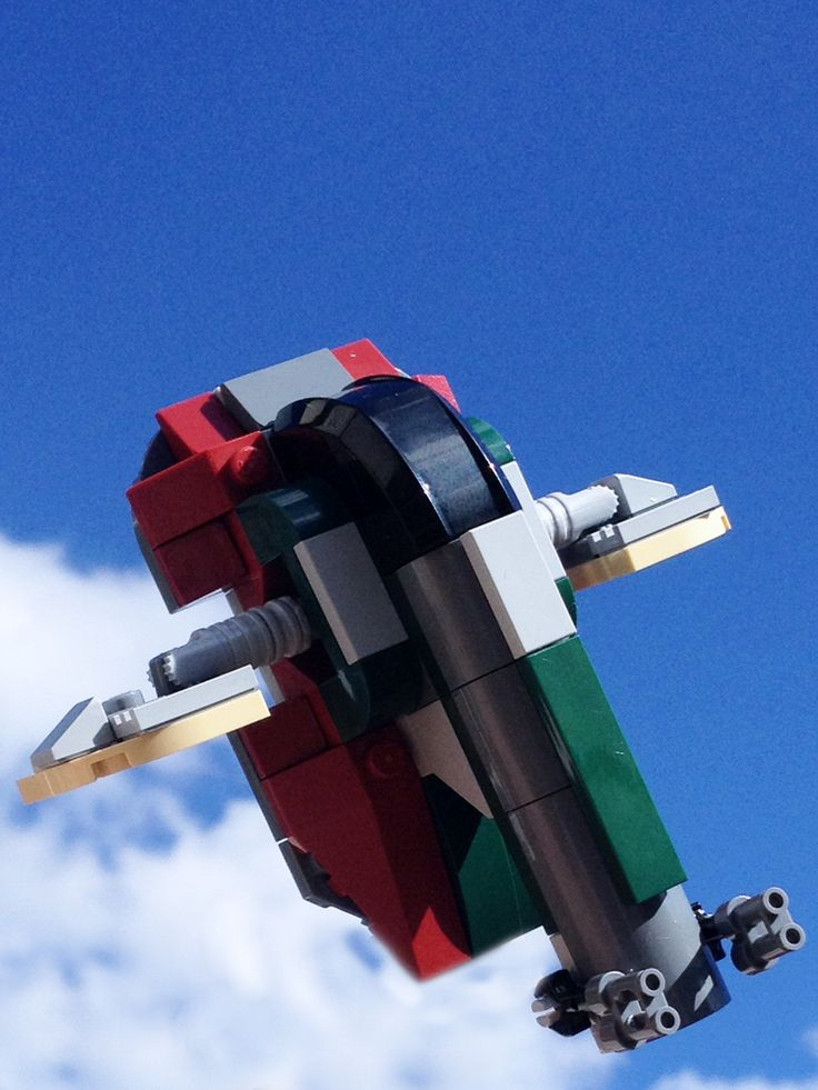 lego star wars mini slave 1 instructions