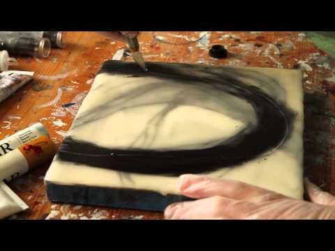 how to use encaustic paint
