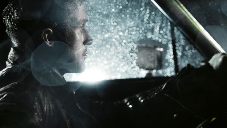 дождь, райан гослинг, ryan gosling, машина, актер, мужчина