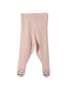 STELLA MCCARTNEY KIDS Baby Girl Pink Wool and Cashmere Leggings. Shop here: http://www.tilltwelve.com/en/eur/product/1080001/STELLA-McCARTNEY-KIDS-Baby-Girl-Pink-Wool-and-Cashmere-Leggings/