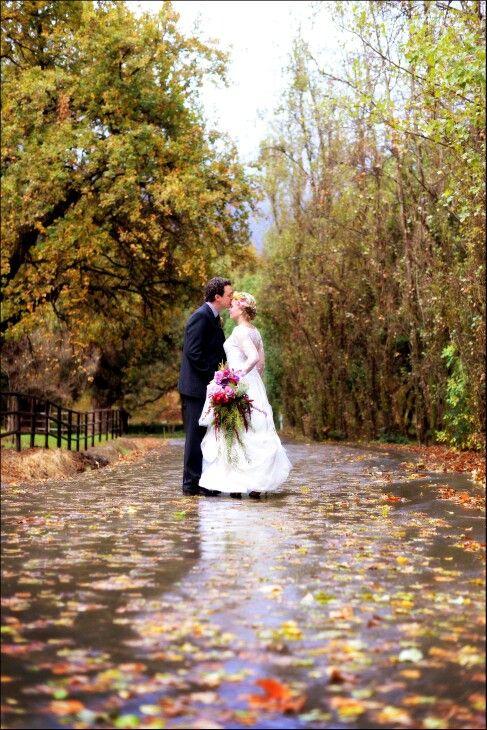 Roodezand Tulbagh Winter wedding