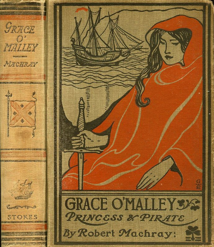 George Wharton Edwards--Machray--Grace O'Malley, Princess & Pirate--Stokes, 1898 | by Sundance Collections