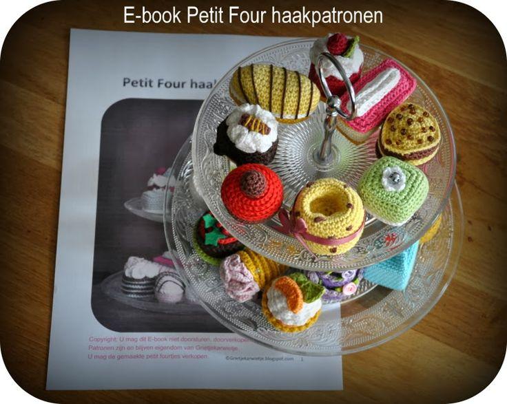 Grietjekarwietje: Petit Fours gebundeld E-Book €
