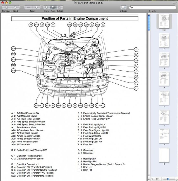 5 Toyota 5runner V5 Engine Diagram 5 Toyota 5runner V5