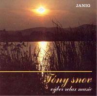 CD Tóny snov - Výber relax music JANIG