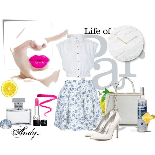 """summertime romance.."" by andyts on Polyvore"