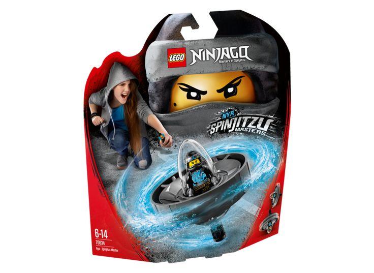 LEGO NINJAGO 70634 Nya Spinjitzu Master