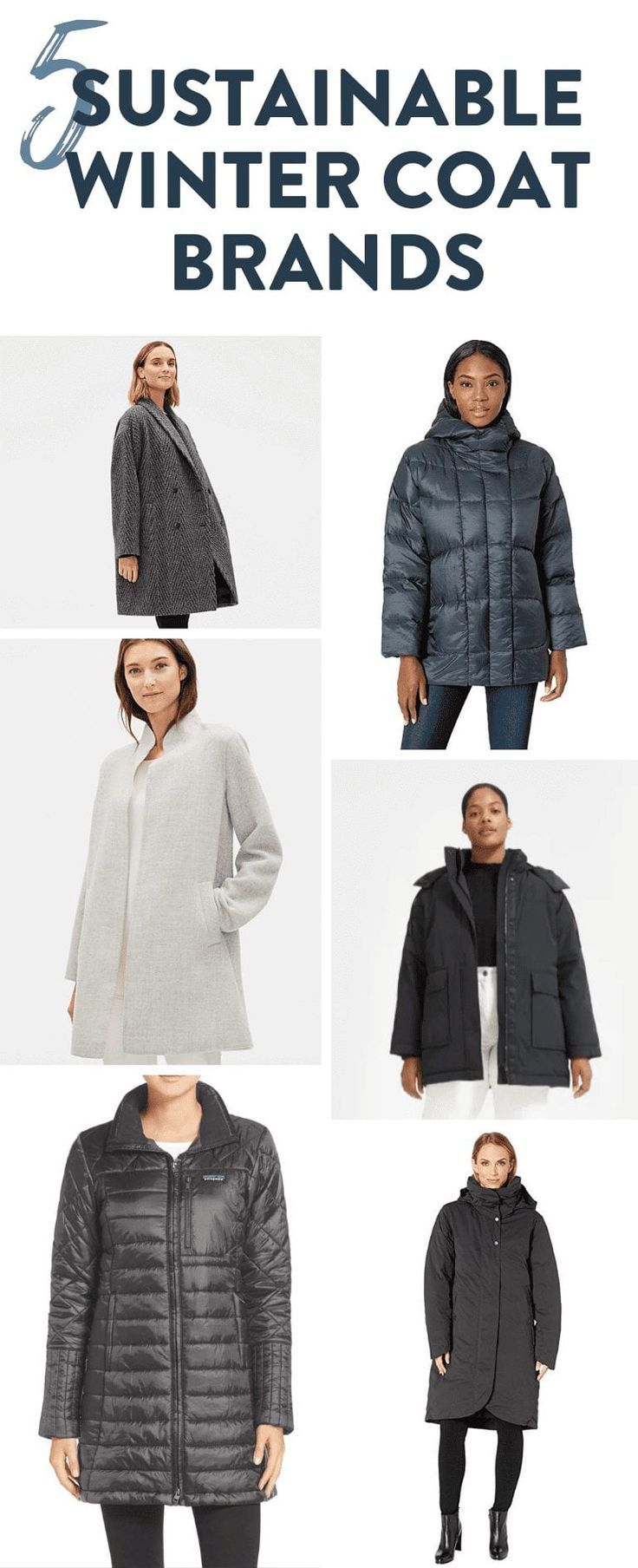 Sustainable + Ethical Winter Coat Brands The Healthy Maven
