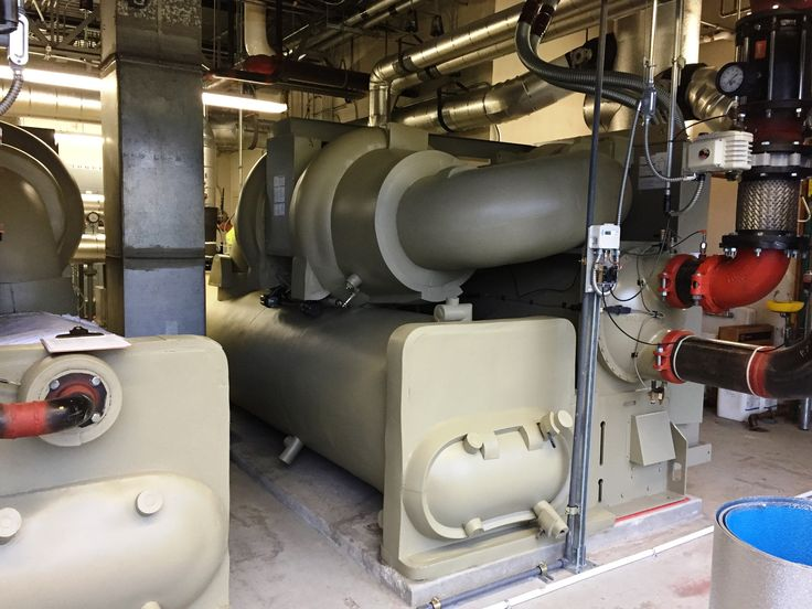 Behind The Scenes:  Odyssey MiddleSchool Chiller Replacement: TheAlbu and Associates, Inc.andACY Contractors, LLC.joint venture project is wrapping up nicely!    #generalcontractor#architecture#design
