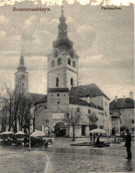 Banská Bystrica, Slovakia 1910