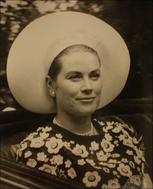 Princess Grace of Monaco at Royal Ascot, 1966