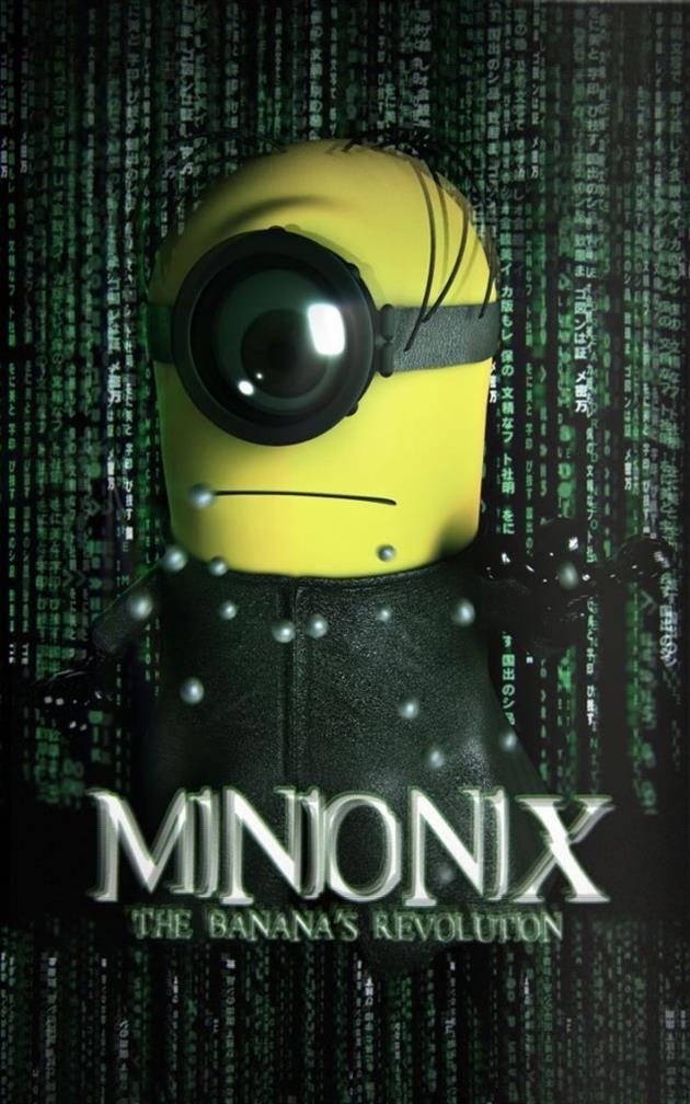 Despicable Me Minions Dressed Up as Pop Culture Characters 11 Les Minions se déguisent en personnages célèbres