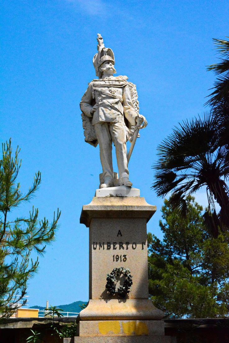 Santa Margherita. Umberto I (14 March 1844 – 29 July 1900), nicknamed the Good (Italian: il Buono), was the King of Italy from 9 January 1878 until his assassination on 29 July 1900. Umberto's reign saw Italy attempt colonial expansion into the Horn of Africa, successfully gaining Eritrea and Somalia despite being defeated by Abyssinia at the Battle of Adowa in 1896. In 1882, he approved the Triple Alliance with the German Empire and Austria-Hungary.