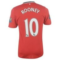 Best Selling Football Shirt - as of February 2012