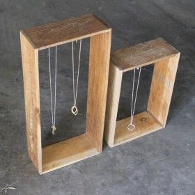 Necklace stands                                                                                                                                                      More