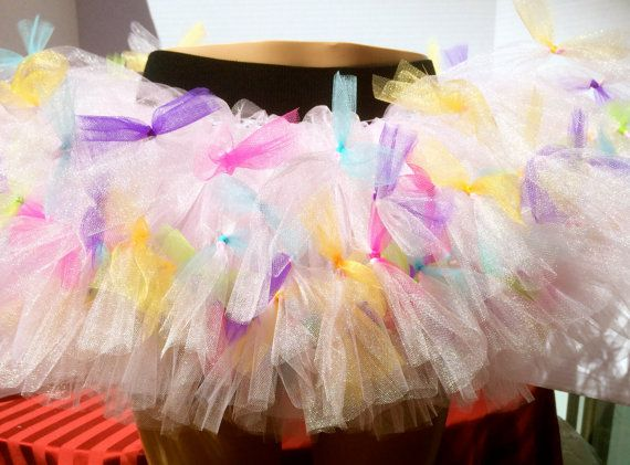Colorful Tutu Color Run Tutu Adult Easter by ShellyRioBoutique, $49.99